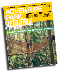 Adventure Park Insider Cover with WaiverFile
